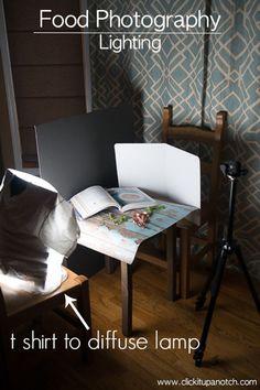 Blogging   Blog Photography   Food Photography Lighting