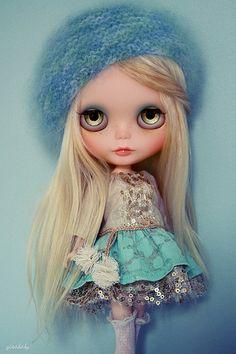 Fashion Designer Interview #13: Best Dressed Doll | mademoiselle blythe