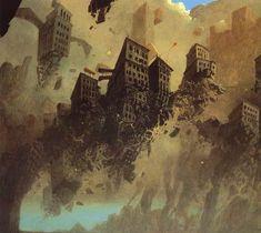 Rüyaları Resmetmek İsteyen Benzersiz Ressam: Zdzislaw Beksinski