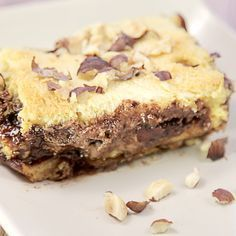 French Nutella Cake: This quick recipe is so delicious! French Nutella Cake: This quick recipe is so delicious! Biscuit Nutella, Nutella Cake, Nutella Cookies, French Toast Rolls, Nutella French Toast, Easy Cookie Recipes, Baking Recipes, Nutella Rolls, Oreo