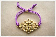 DIY Hex Nut Jewelry #diy http://pinterest.com/ahaishopping/