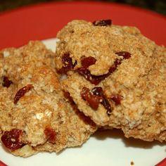 Gluten-Free Buckwheat Scones with Cardamom and Cherries recipe on Food52