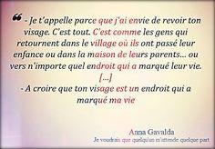 Anna Gavalda, Je voudrais que quelqu'un m'attende quelques part ..