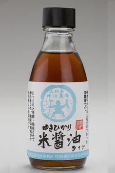 ゆきひかり米醤油