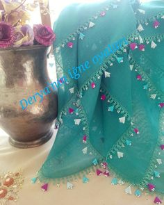 909 Likes, 72 Comments - derya Needle Lace, Bobbin Lace, Needlepoint, Needlework, Embroidery Designs, Diy And Crafts, Christmas Bulbs, Projects To Try, Stitch