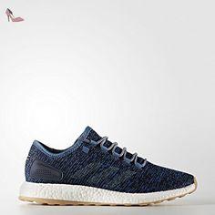 Adidas Pureboost, Chaussures de Course Homme, Bleu (Azubas/Lino/Maosno), 45 EU - Chaussures adidas (*Partner-Link)