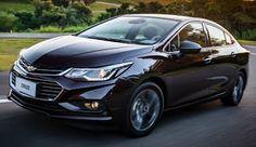 BmotorWeb: Chevrolet Cruze 2017 (Tabela de preços)