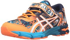 ASICS Gel-Noosa Tri 11 PS Running Shoe Little Kid -- You can find out more details at the link of the image.