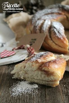 foto kringle estone la brioche intrecciata alla cannella