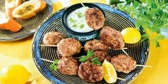 Bałkańskie szaszłyki (potrawa z grilla)
