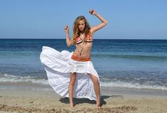Falda Free Love Ibiza Indian blanca – Ibiza Trendy | Tienda online | Online store