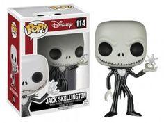 Figurka Jack Skellington with Snowflake POP! Exclusive
