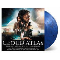 Vinyl Soundtrack – Cloud Atas, Music On Vinyl, HQ, Gatefold, Coloured Vinyl Cloud Atlas, The Wachowskis, Vinyl Music, Tom Hanks, Golden Globe Award, Halle Berry, Album, Film, Choir