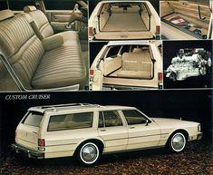 1981 Oldsmobile Custom Cruiser