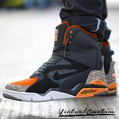 "Nike Command Force ""Safari"""