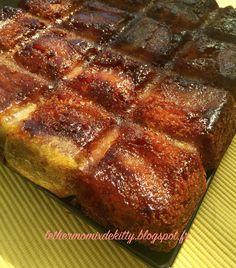 Le thermomix de Kitty: Gâteau aux pommes caramel beurre salé