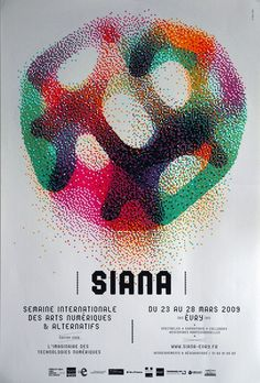 SIANA poster