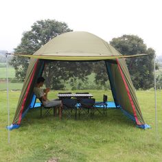 Cheap Tent Awning Buy Quality Sun Directly From China Gazebo Suppliers Hot Sale Waterproof Shelter Beach Camping Fishing