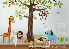 Best Of Jungle Wall Decals
