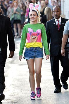 Going for the kill: Miley Cyrus has slammed Nicki Minaj for how she handled her Twitter sp...