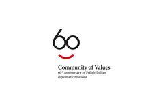 60th anniversary logos by piotrek bdsn okrasa, via Behance