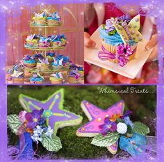 Fairy Garden : Princess Sharon Events of Boston MA, specializing in children and teen boutique birthday parties for girls, event planning and design. Princess parties, fairy parties, spa parties, wedding showers, and more!