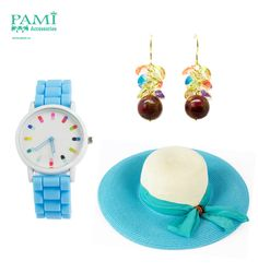 Once in a while wear light blue. www.Pami.ro