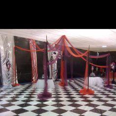 Prom decorations 2010