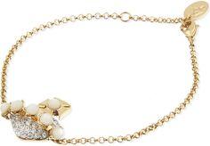 Vivienne Westwood Jewellery Oona Bas Relief Bracelet - for Women