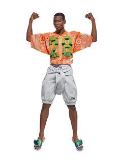 Adidas Originals X Jeremy Scott SS14 19 Pánska Móda 121b4eba2aa