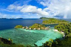 Travel Inspiration: Misool Eco Resort, Raja Ampat, Indonesia