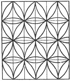 Tessellation Geometric Coloring Pages Hard