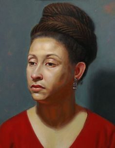 Portrait Painting Class Demonstration Marvin Mattelson Step by step:  24 pics