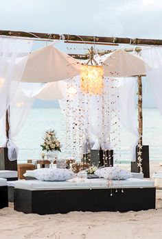 Beach Wedding.  Rumours Luxury Villas and Spa - Rarotonga. For your luxury wedding and honeymoon www.rumours-rarotonga.com
