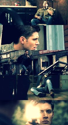 Future Dean and The End Supernatural Fans, Supernatural Seasons, Supernatural Wallpaper, Sam Winchester, Winchester Brothers, New Actors, Jessica Jones, Misha Collins, Family Business