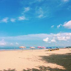 seminyak beach @welikebali