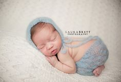 Mohair Bonnet and Pant Set  Newborn  by BeautifulEweDesigns, $52.00