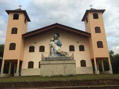 Santuário de Nossa Senhora da Piedade em Coronel Fabriciano | Conheça Minas