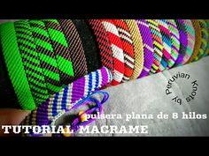 Macrame Bracelet Patterns, Macrame Bracelet Tutorial, Macrame Jewelry, Macrame Bracelets, Diy Bracelet, Micro Macrame, Diy Projects To Try, Other Accessories, Friendship Bracelets