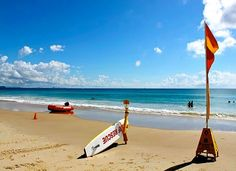 Coolangatta Beach, Queensland - click through for 28 things to do on Gold Coast, Australia