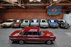 Mercedes Motoring - 1968 230 Fintail