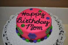 birthday cake for mom recipes
