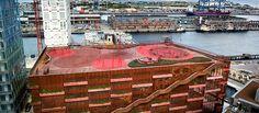 Oplev 'konditaget' - et 2400 m2 stort træningsanlæg på taget af P-huset Lüders   UNO