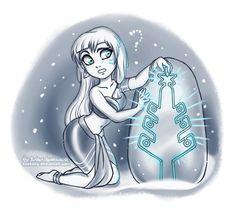 Winter Kida by daekazu