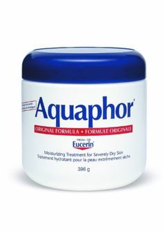 AQUAPHOR Original Formula Moisturizing Treatment for Severely Dry Skin Moisturizing Ointment and Hand Cream for Use After Hand Sanitizer or Hand Soap Beauty Skin, Health And Beauty, Pots, Makeup Storage Organization, Hand Cream, Hand Sanitizer, Dry Skin, Creme, Hair Care