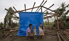 Samaritan's Purse provides thousands of transitional shelters to families in the Philippines who were left homeless by Super Typhoon Haiyan.