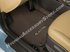 Special Section Auto Interior Automovil Decoration Styling Protector Modified Mouldings Accessory Car Carpet Floor Mats For Hyundai Elantra Be Friendly In Use Interior Accessories