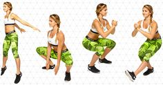 Try our ultimate squat challenge, featuring 12 squats that tighten and tone. Master a different squat workout or increase your reps each day to score your best booty ever. Fitness Herausforderungen, Physical Fitness, Fitness Goals, Dance Fitness, Health Fitness, 30 Day Squat Challenge, Workout Challenge, Challenge Ideas, Zumba