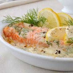 Blanquette de saumon au Thermomix – Ingrédients : 500 g saumon frais,200 g moules,200 ml vin blanc,200 ml eau,1 cube bouillon de poissons