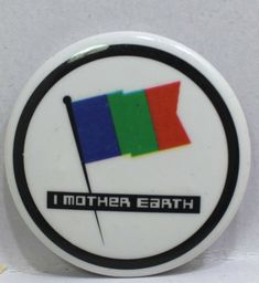 I Mother Earth Pin Badge Button Pinback I Mother Earth, Pin Badges, Buttons, Store, Ebay, Storage, Shop, Knots, Plugs